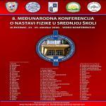 8. Konferencija o nastavi fizike u srednjim školama